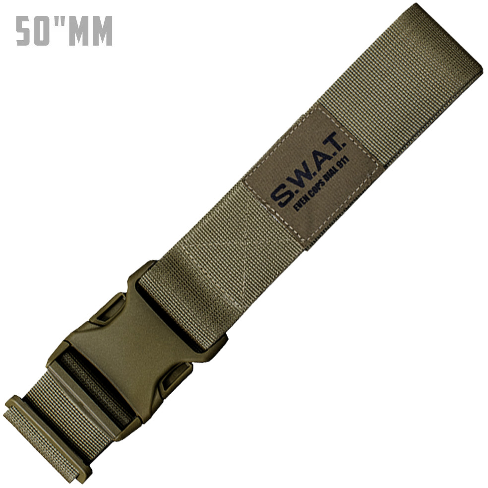 Ремень тактический мягкий (5 см) S.W.A.T. G2 Coyote