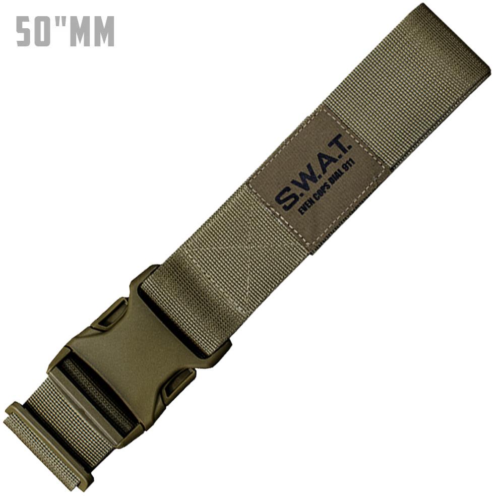 Ремінь тактичний м'який (5 см) S.W.A.T. G2 Coyote