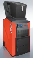 Твердотопливный котел для сжигания биомассы Kolton TROX 25 (22-27кВт)