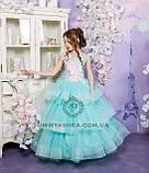 Пышное нарядное платье Катрин на 4-5, 6-7, 8-9 лет, фото 8