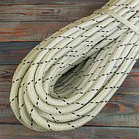 Мотузка поліамідна, фал капронову 10 мм - 100 м Білорусь р. Гродно