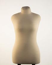 Манекен брючный портновский бежевый Любовь, 46 размер