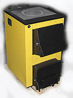 Твердотопливный котел Буран-мини 18 кВт с варочной поверхностью