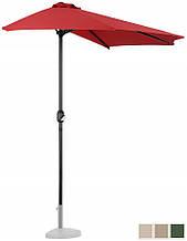 Зонт пристінний, напівкруглий 2,7 м