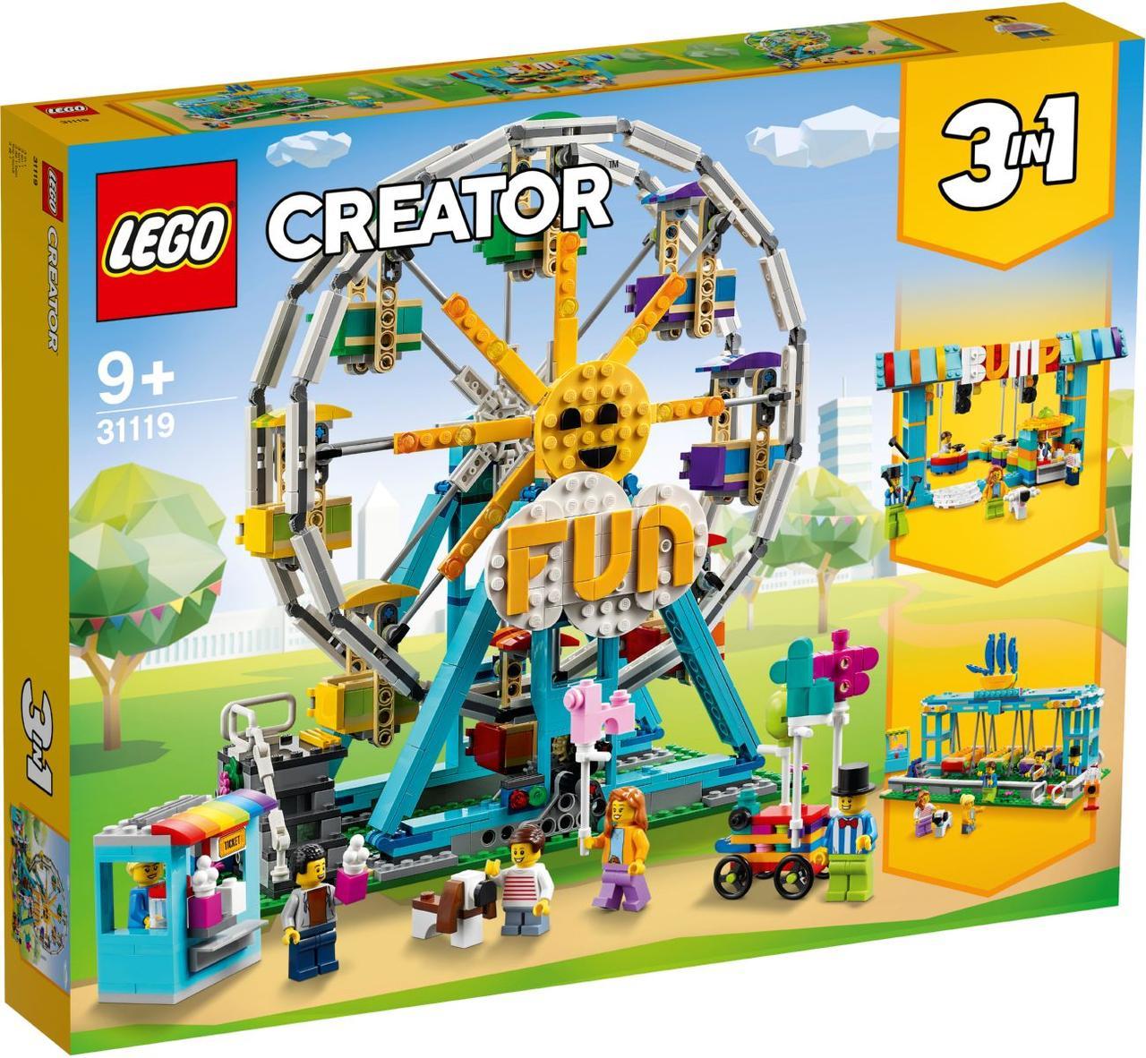 Lego Creator Колесо огляду 31119