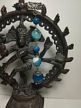 Кулон из Агата, натуральный камень, подвеска (без цепочки), тм Satori, фото 2