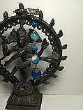 Кулон из Агата, натуральный камень, подвеска (без цепочки), тм Satori, фото 3