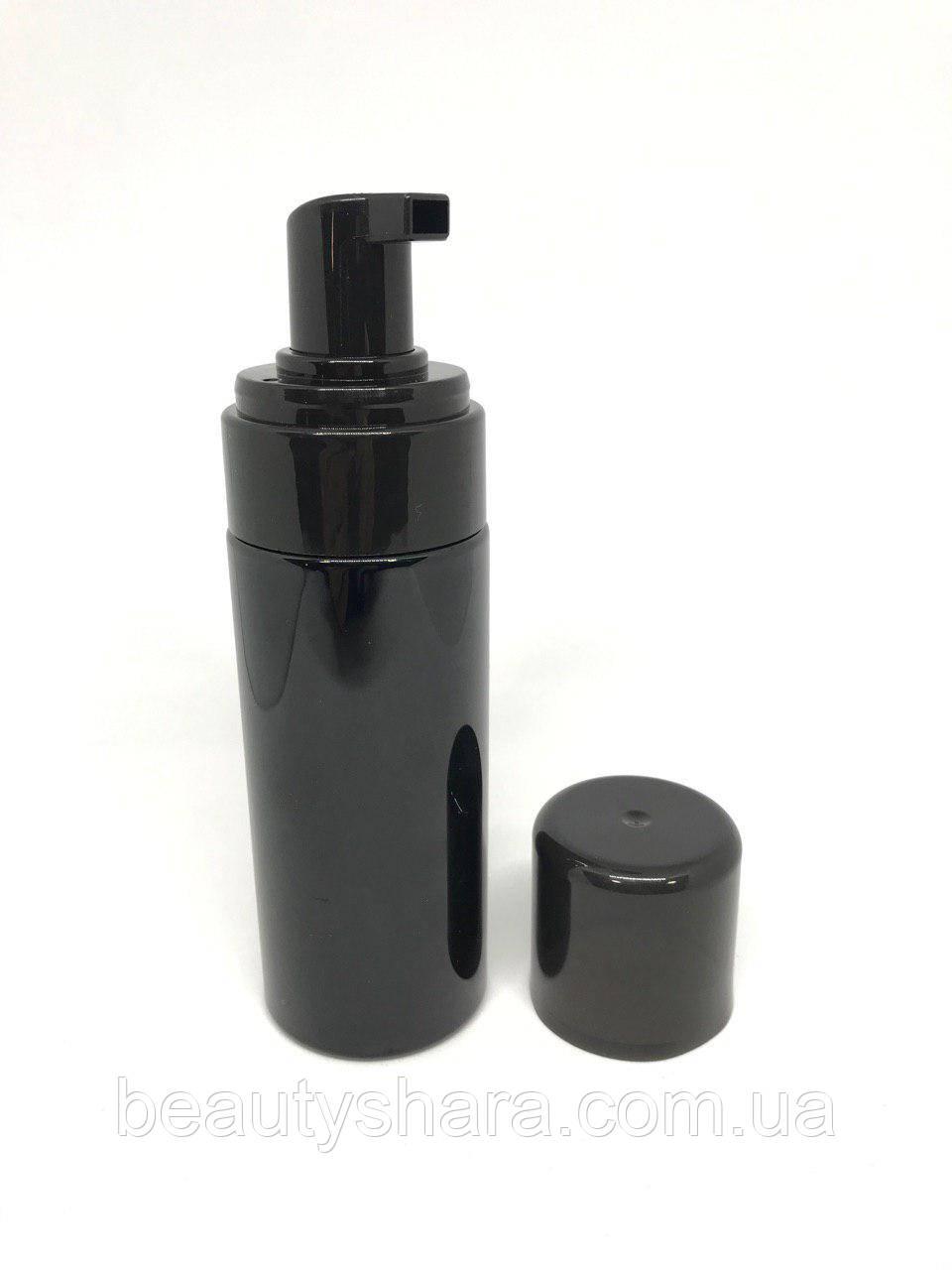 Флакон с пенообразователем 150 мл (черный)