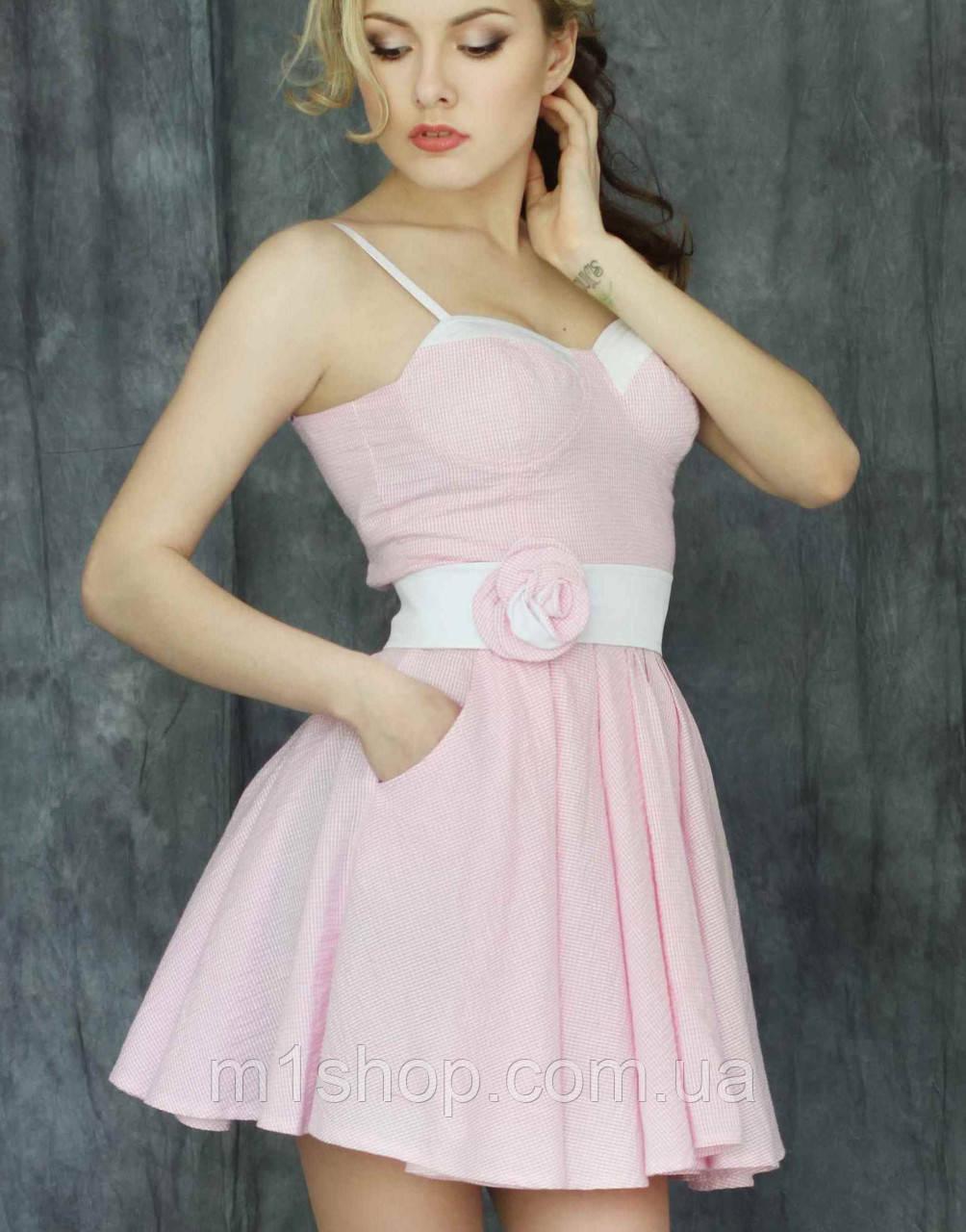 Платье с бретельками | Сьюзи lzn