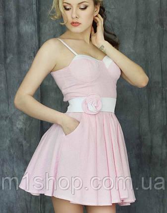 Платье с бретельками | Сьюзи lzn, фото 2