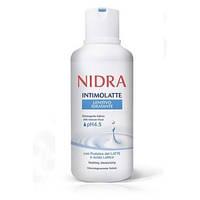 Інтим-молочко Nidra Lenitivo з молочними протеїнами 500 мл