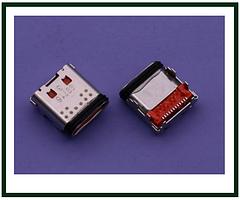 Роз'єм заряду для музичної колонки JBL Flip 5 Bluetooth, type-c