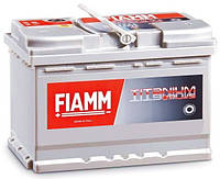 Аккумулятор автомобильный Fiamm Titanium 60Аh 600А Низкобазовый