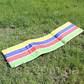 Матрас для шезлонга и лежака одинарный 185*60 см