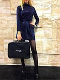 Сумка-кейс трансформер для косметики MAC (черный), фото 2
