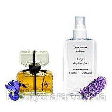 Жіночі парфуми аналог Guy Laroche Fidji 110мл.