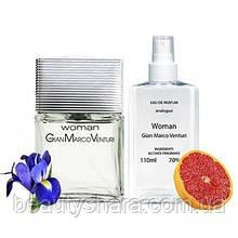 Жіночі парфуми аналог Gian Marco Venturi Woman 110мл.