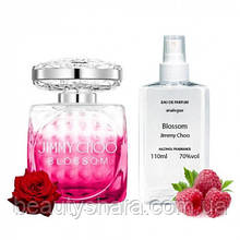 Жіночі парфуми аналог Jimmy Choo Blossom 110мл.