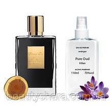 Жіночі парфуми аналог Kilian Pure Oud UNISEX 110мл.