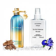 Жіночі парфуми аналог Montale So Iris Intense 110мл.