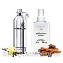 Жіночі парфуми аналог Montale Vanille Absolu L 110мл.