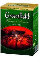 Чай чёрный Greenfield Kenyan Sunrise 100 г.