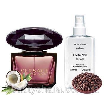 Жіночі парфуми аналог Versace Crystal Noir 110мл.