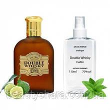 Духи мужские реплика  Evaflor Double Whisky 110мл