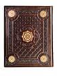 """Книга """"Наш герб"""" подарочное издание в кожаном переплете и кожаном футляре, фото 10"""