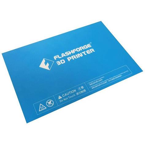 Build Tape For Flashforge Creator Pro/Pro 2 наклейка на платформу для 3D друку, фото 2