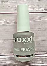 Обезжириватель для ногтей Oxxi Professional Nail fresher, 15 мл
