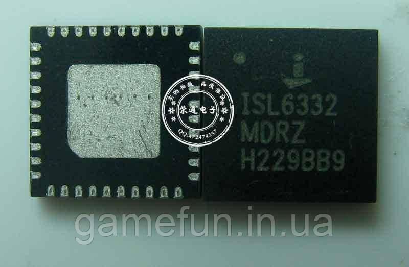 Микросхема ISL6332MDRZ