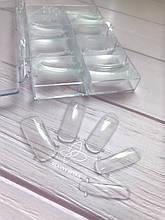 Верхние формы для наращивания ногтей 100 шт