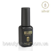 Топ с шиммером Shimmer Silver Milano 12 мл