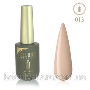 Гель-лак Milano Luxury 15ml  №013