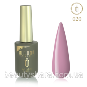 Гель-лак Milano Luxury 15ml  №020