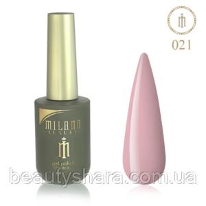 Гель-лак Milano Luxury 15ml  №021