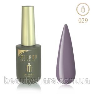 Гель-лак Milano Luxury 15ml   №029