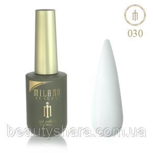 Гель-лак Milano Luxury 15ml   №030