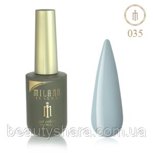 Гель-лак Milano Luxury 15ml   №035