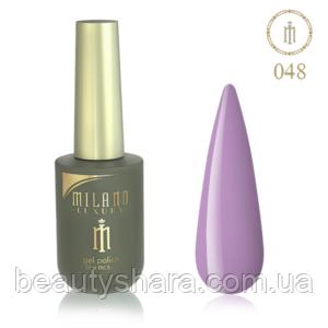 Гель-лак Milano Luxury 15ml   №048