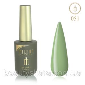 Гель-лак Milano Luxury 15ml  №051