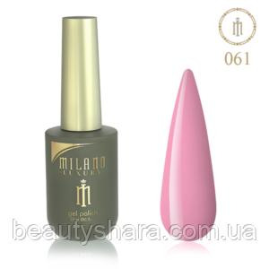 Гель-лак Milano Luxury 15ml   №061
