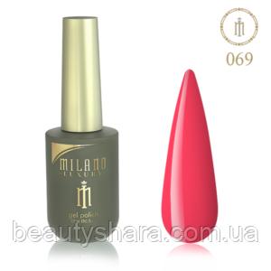 Гель-лак Milano Luxury 15ml  №069