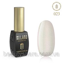 Кавер база Milano з шиммером Cover Shimmer Base 10 мл №23