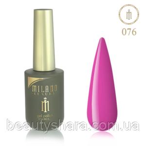 Гель-лак Milano Luxury 15ml  №076