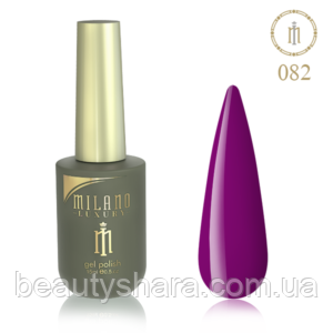 Гель-лак Milano Luxury 15ml  №082