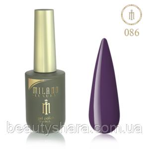 Гель-лак Milano Luxury 15ml  №086