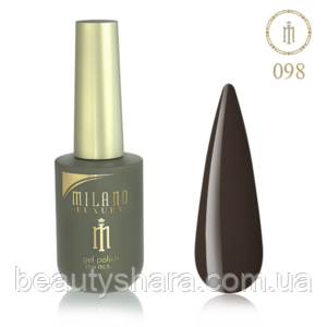 Гель-лак Milano Luxury 15ml   №098