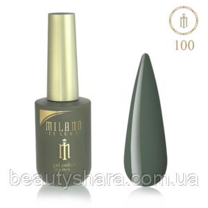 Гель-лак Milano Luxury 15ml   №100
